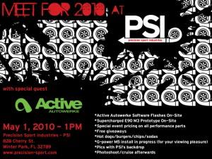 PSI's 2010 Meet