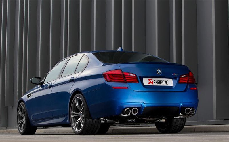 Akrapovic Evolution F10 M5 -2
