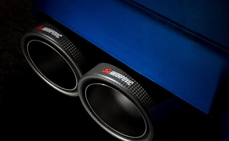 Akrapovic Evolution F10 M5