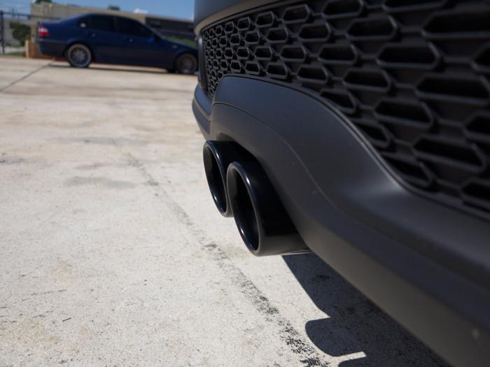 MINI Cooper S with Akrapovic