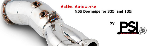 Active Autowerke Exhausts by PSI