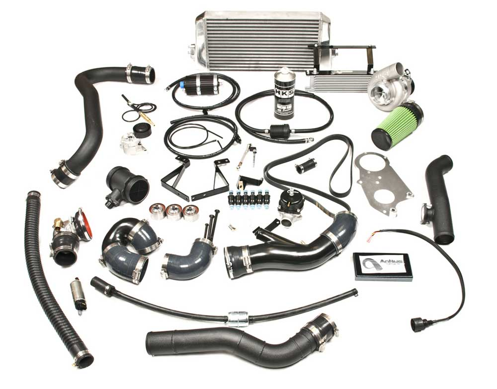 AA E36 Kit Level 2