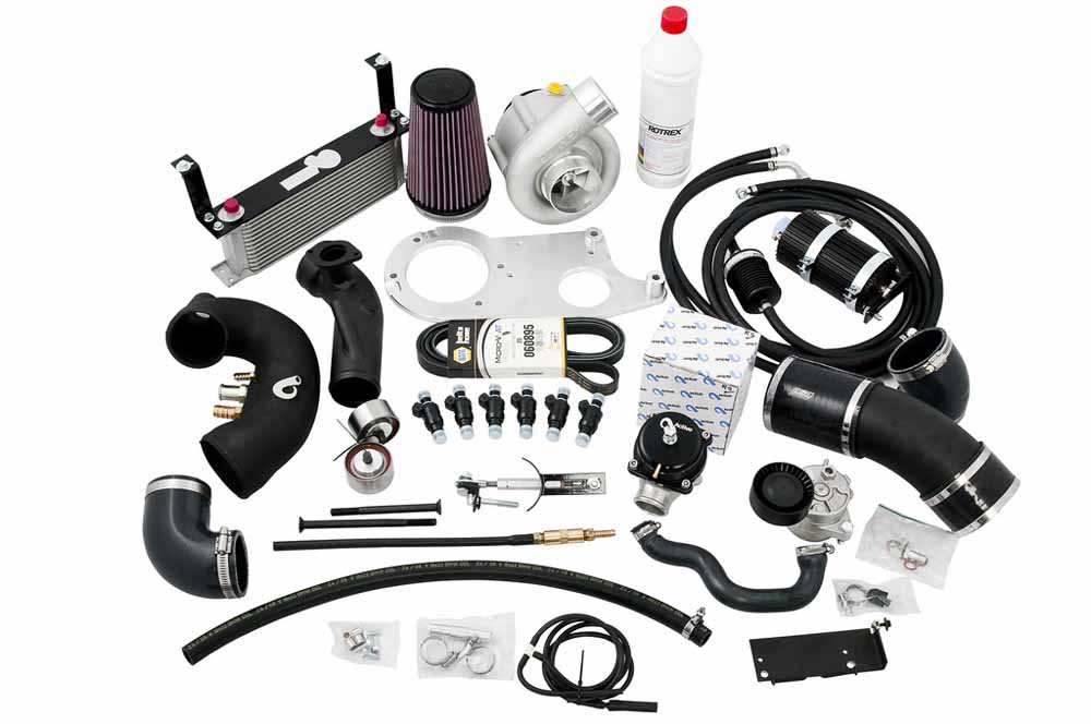 AA 330 E46 Supercharger Kit Level 1