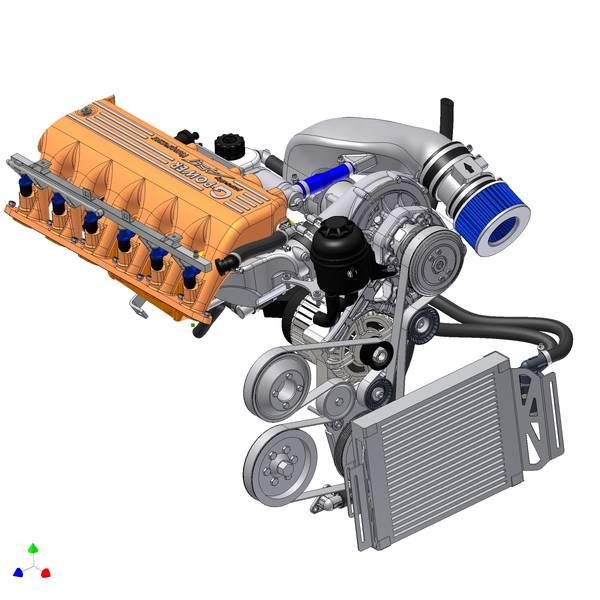 G-Power SK-I for Z4 NON M