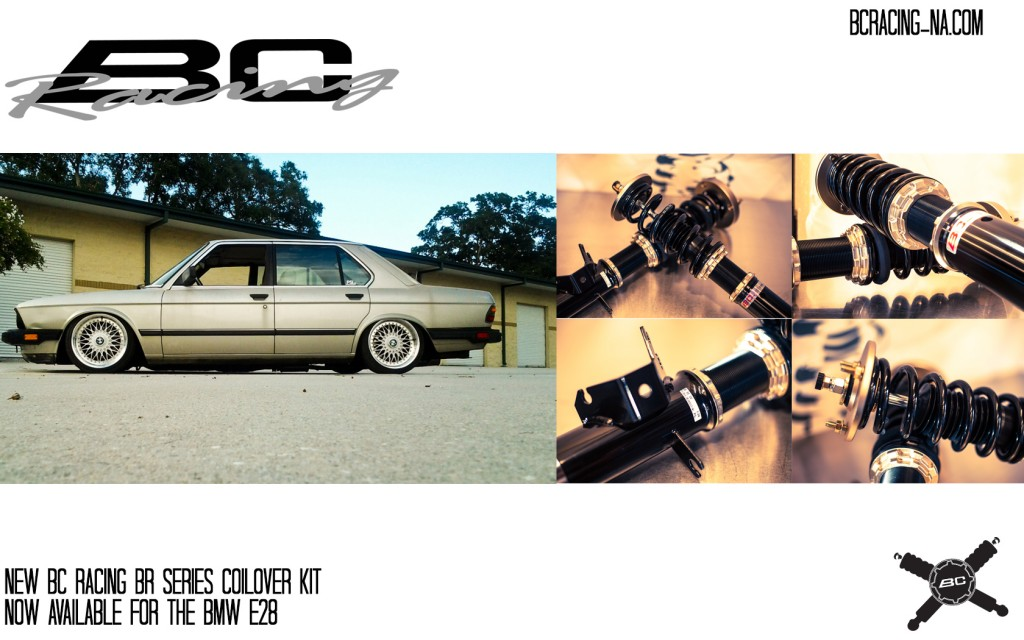 BC RACING for E28 by PSI