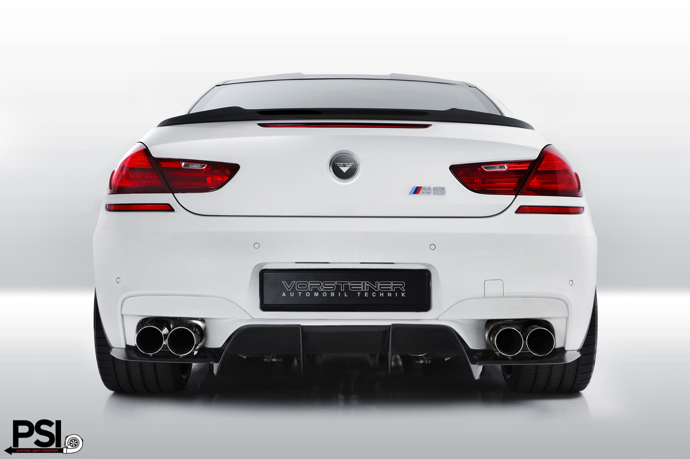 Vorsteiner F12 F13 Gran coupe M6 program by PSI