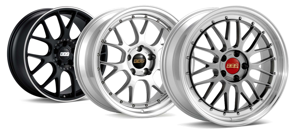 BBS Wheels by PSI