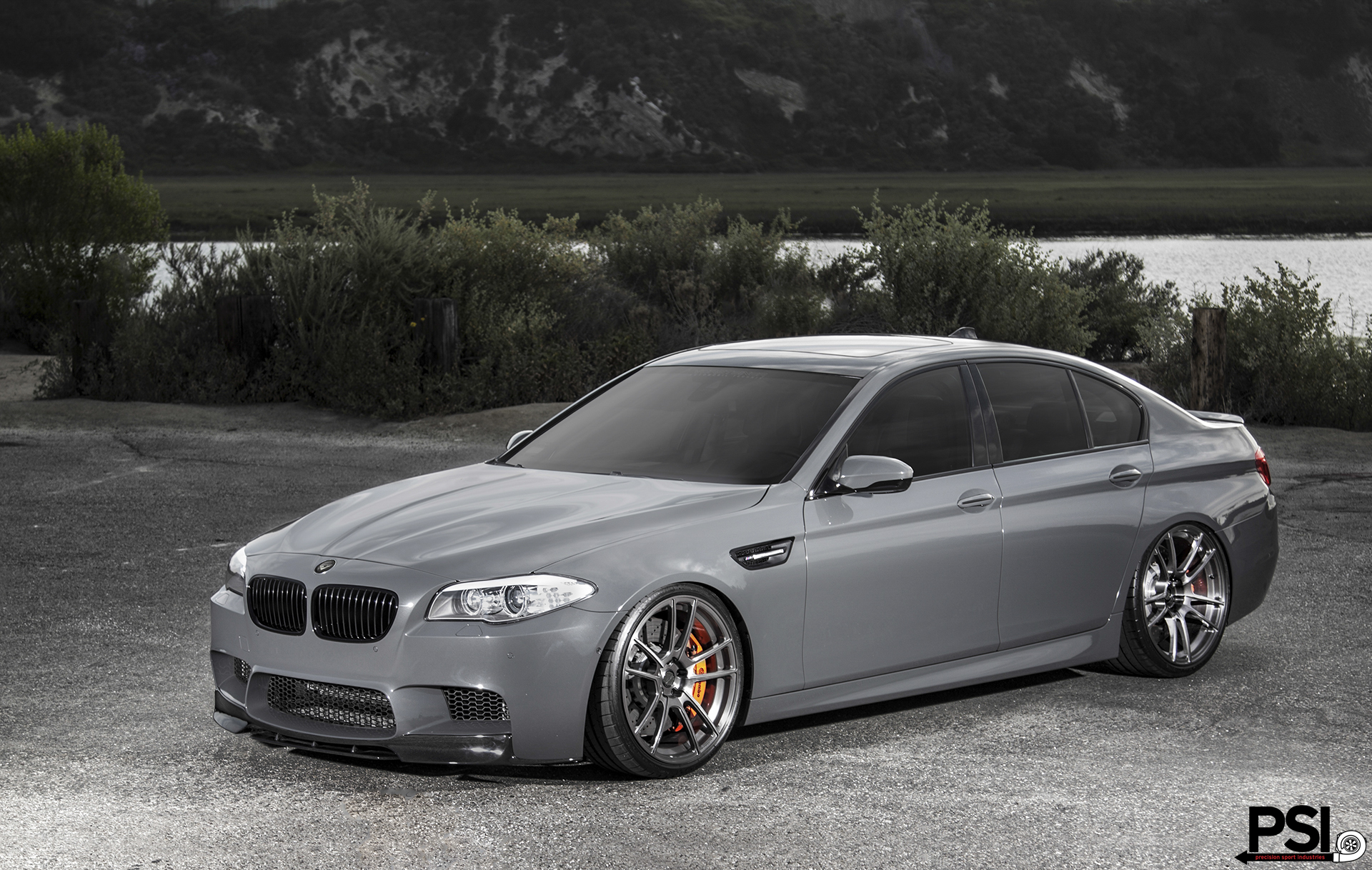 psi introduces vorsteiner bmw f10 m5 program. Black Bedroom Furniture Sets. Home Design Ideas