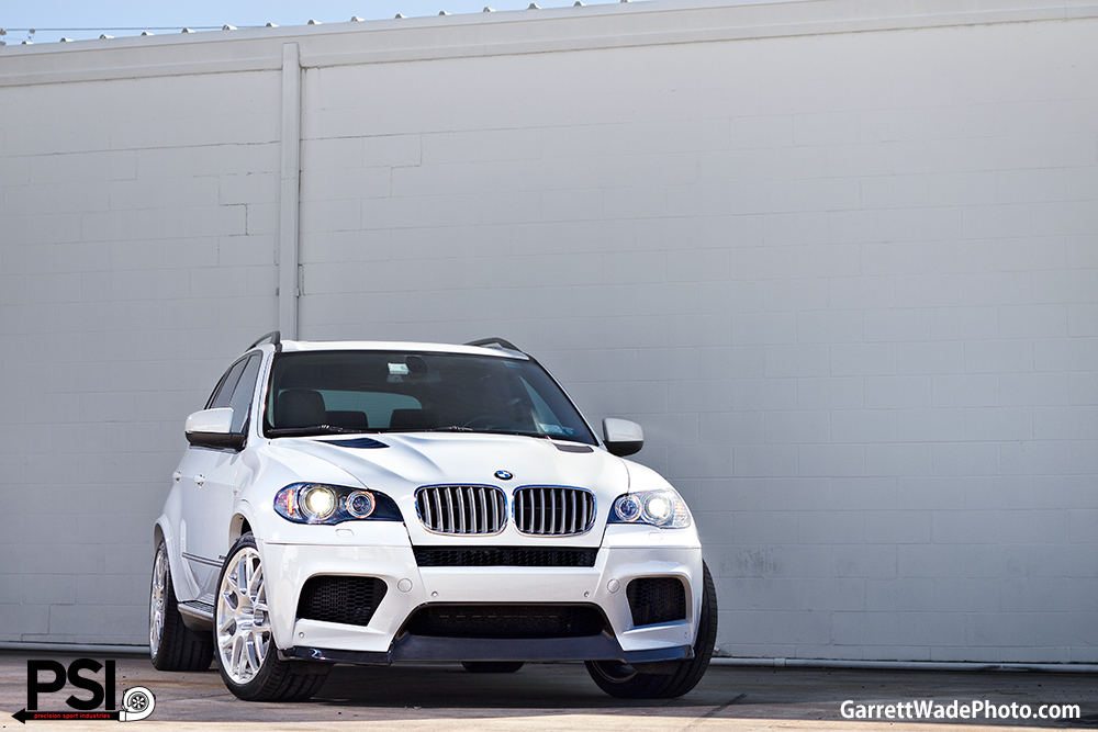 Custom BMW X5 5.0 built by Precision Sport