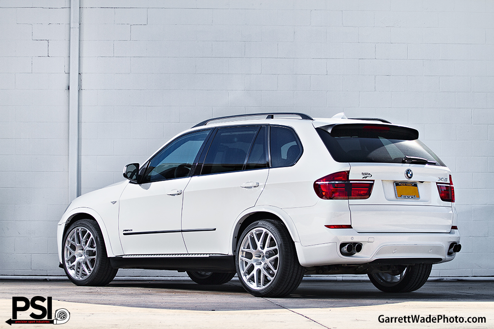 Custom Bmw X5 5 0 Built By Precision Sport