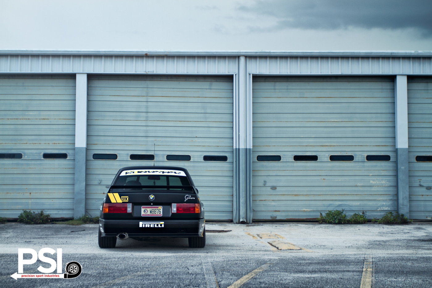 Psi Bmw E30 M3 Dtm Replica Shoot For European Car Magazine